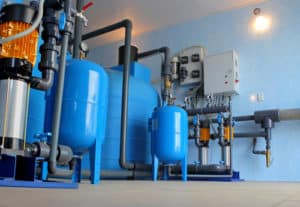San Diego water-filtration system